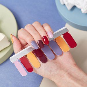 6 sheets for $20 Nail Wrap - A16002